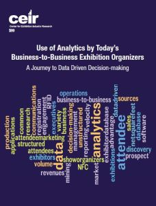 Use of analytics