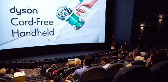 Movie Theatres as B2B Event Venues: The Next Big Thing?