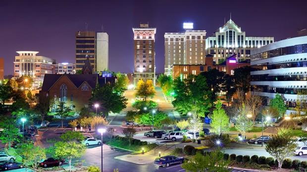 Greenville-South Carolina