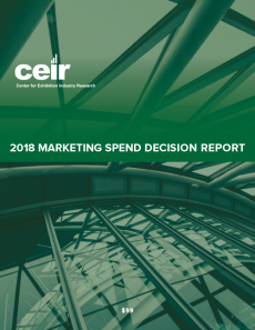 2018 ceir marketing spend decision cover 500x647