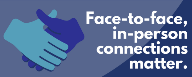 Face to Face Connections Matter CEIR