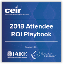 2018 Attendee ROI Playbook Image